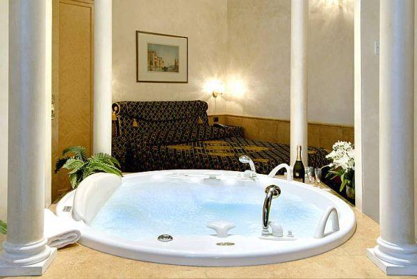 Camera Con Vasca Idromassaggio Per Due : Hotel cà bauta venezia camere